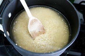 Cómo hervir quinoa, todos los trucos para que te salga perfecta. Considerada como un alimento sagrado para los Incas gracias a sus muchas propiedades.