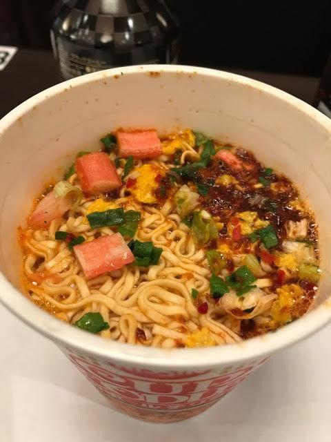 カップヌードル シンガポールチリクラブ@日清食品 SHOOP+FACTORY(シュープ・ファクトリー)@オーナーブログ