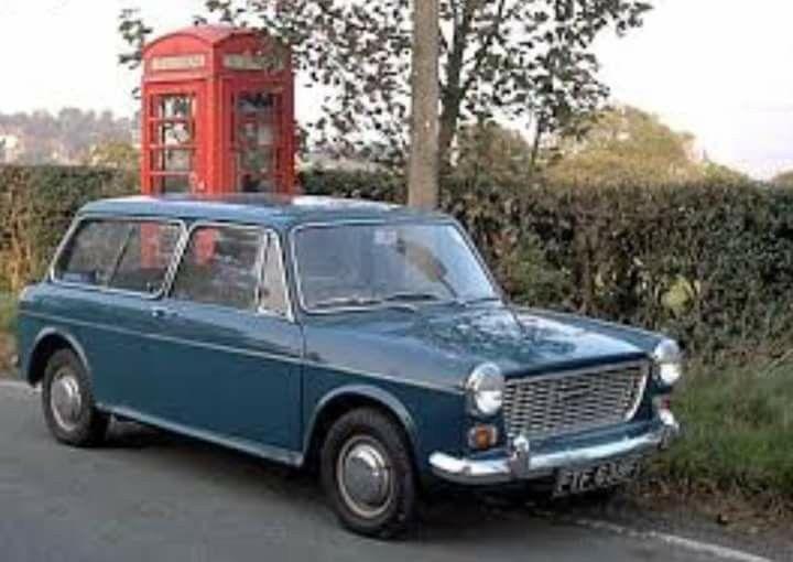 Austin 1100 (Mk 1) Countryman