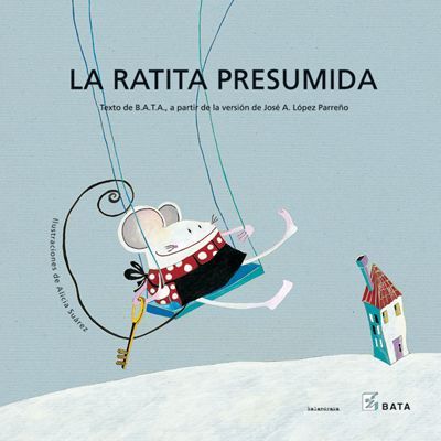 Nicolás va de compras / texto de B.A.T.A. ; ilustraciones de Alícia Suárez I* Rat