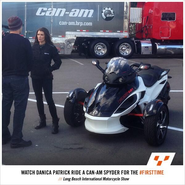 Can-Am Spyder: leveraged content opportunities from key events for social media amplification