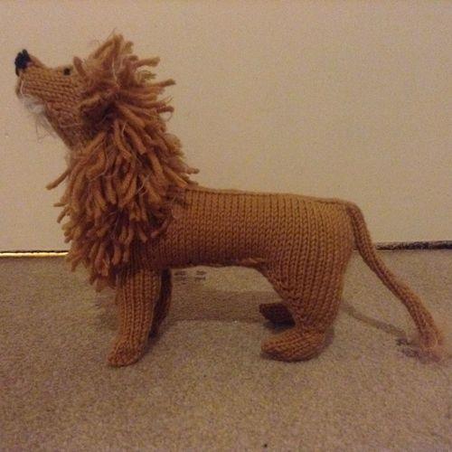 Isobel's Lion