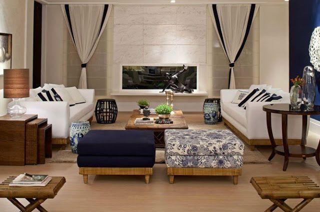 Chinoiserie é tendência na decoração! Veja potiches, garden seats e pinceis inspirados na cultura chinesa!