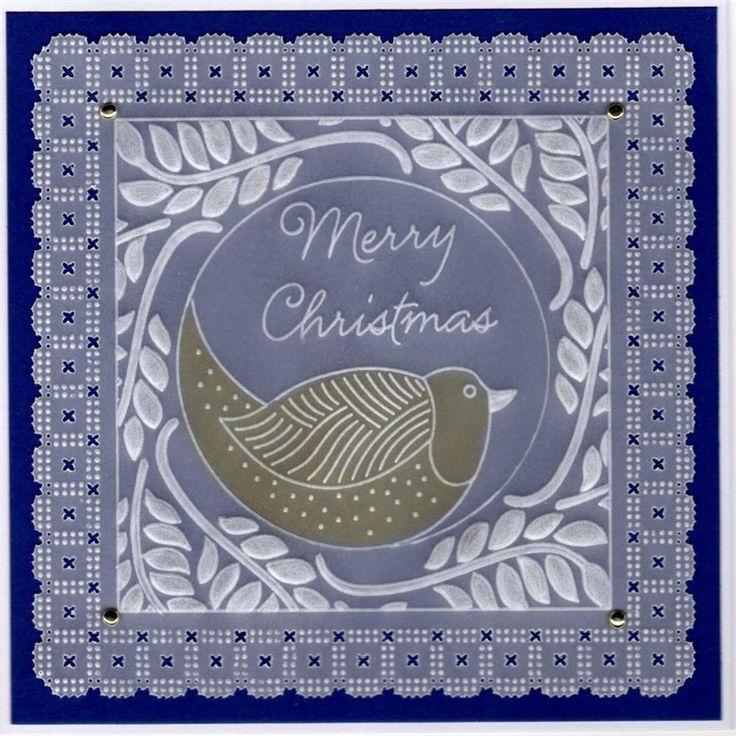 Groovi Christmas card | docrafts.com