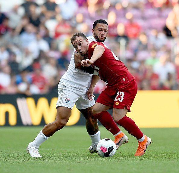 Xherdan Shaqiri Liverpool 3 1 Olympique Lyon Pss 2019 20