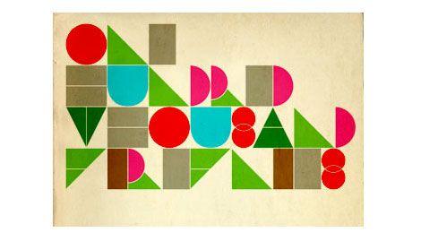 Wyeth Hansen - Silkscreen Print for a Drama magazine sponsored show at Nonesuch Gallery
