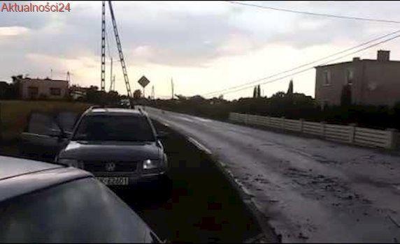 Klęska żywiołowa w Landzmierzu