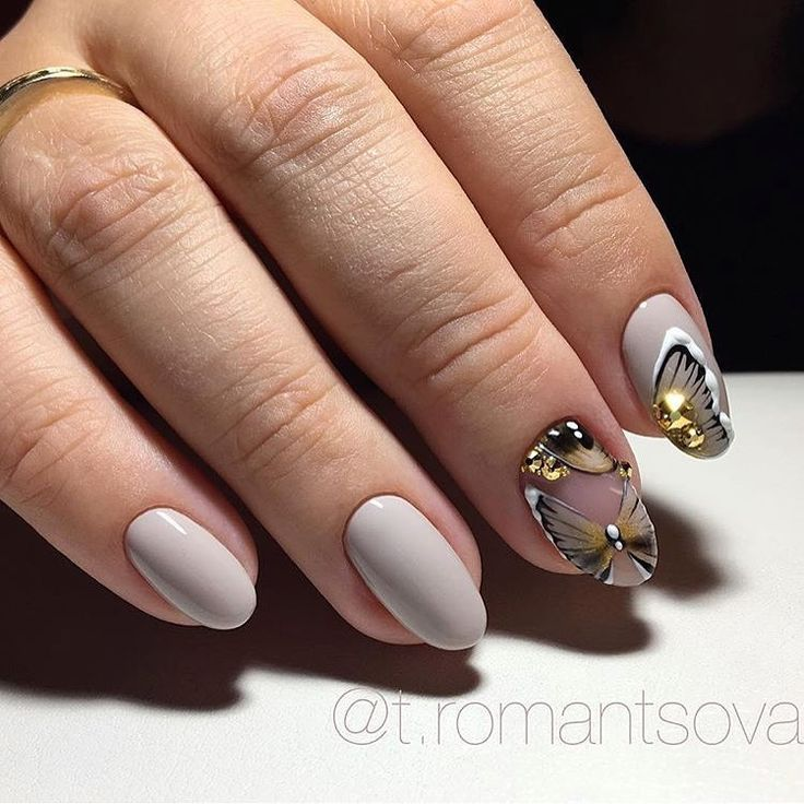 540 best images about gentle nails on pinterest shellac nails pale pink nails and pale nails - Nail art nude ...