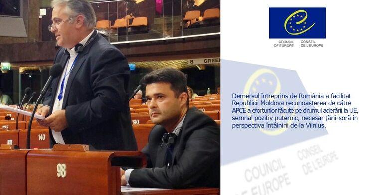 Tot la Strasbourg, am avut intalniri cu experti ai Comisiei de la Venetia, cel mai mare for de drept constitutional, administrativ si public, discutiile axandu-se in jurul proiectelor de lege noi pe care Romania le pregateste.