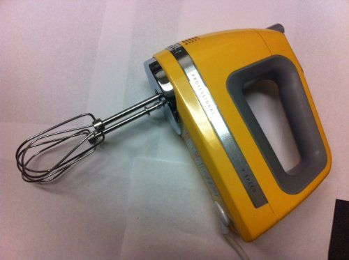 Kitchenaid 9 Speed Digital Display Hand Mixer