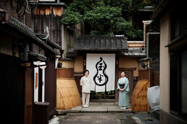 A shrine in Chikatsuyu on the Kumano Kodo, a religious pilgrimage trail on Japan's Kii peninsula.