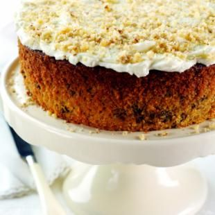 Carrot Cake  http://www.nationalbakingweek.co.uk/content/carrot-cake