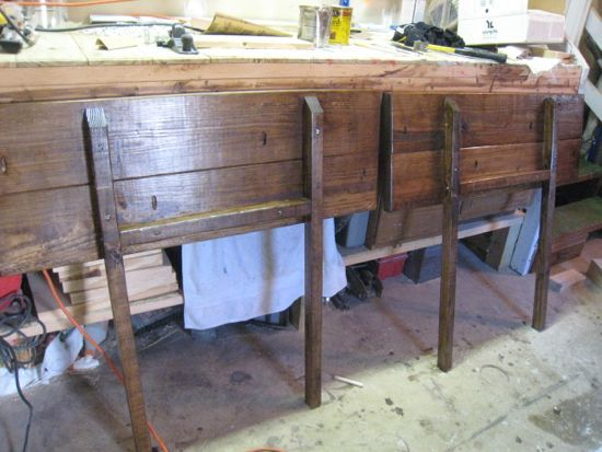 Farmhouse Table Revised Extensions Leaves This Is A