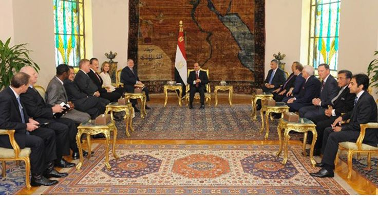 Anti-LGBT hate group leader meets with Egyptian president criticized as a dictator - Southern Poverty Law Center