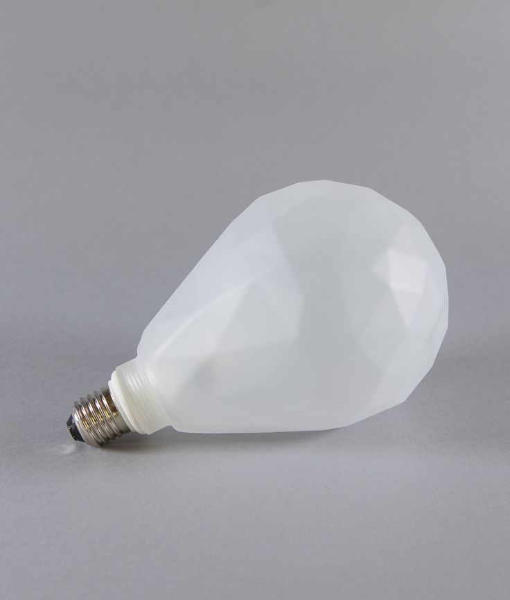 pear light bulb frosty geometric bulb g9 led - G9 Led Bulb