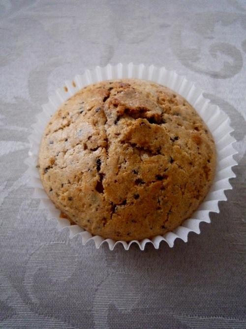 Muffinki czekoladowe | Chocolate muffin