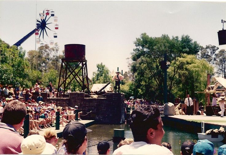 Pirate Show in 1994
