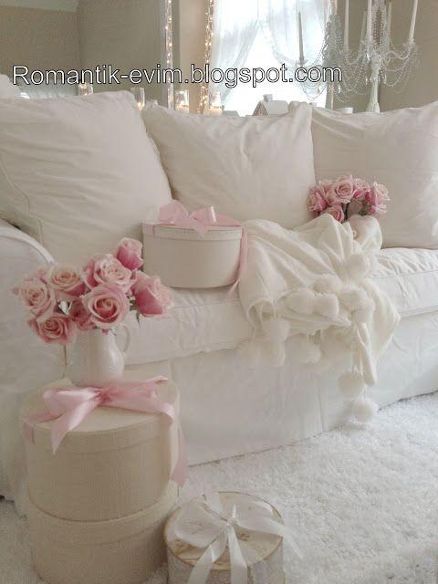 Die 139 besten Bilder zu Wohnzimmer \u003c3 auf Pinterest Romantisches - wohnzimmer rosa beige