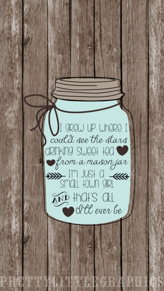 Best 25 small town girl ideas on pinterest southern - Simply southern backgrounds ...