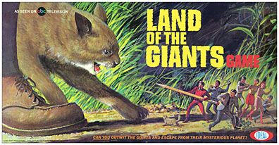 Land of the Giants.