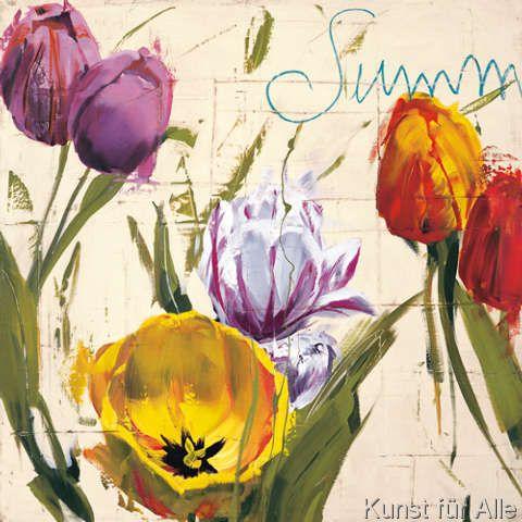 Antonio Massa - Summer Tulips
