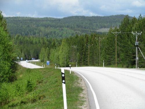 Kainuu north West Finland