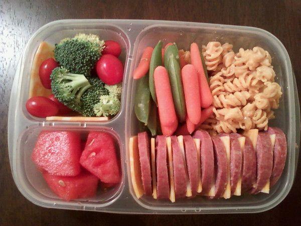 Healthy Lunch Ideas:)