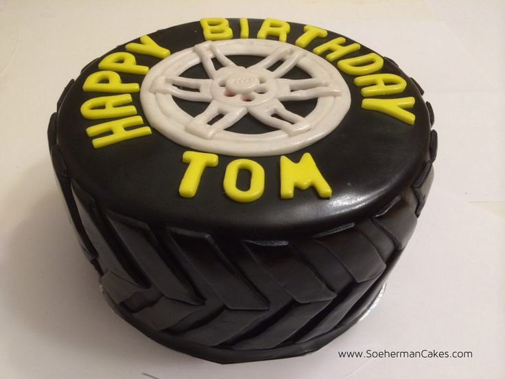7 Best Autotorten Images On Pinterest Car Tyres Tire Cake And