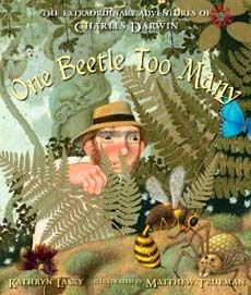 Charles Darwin / Evolution for Kids -- Best Children's Books for K-Gr. 8