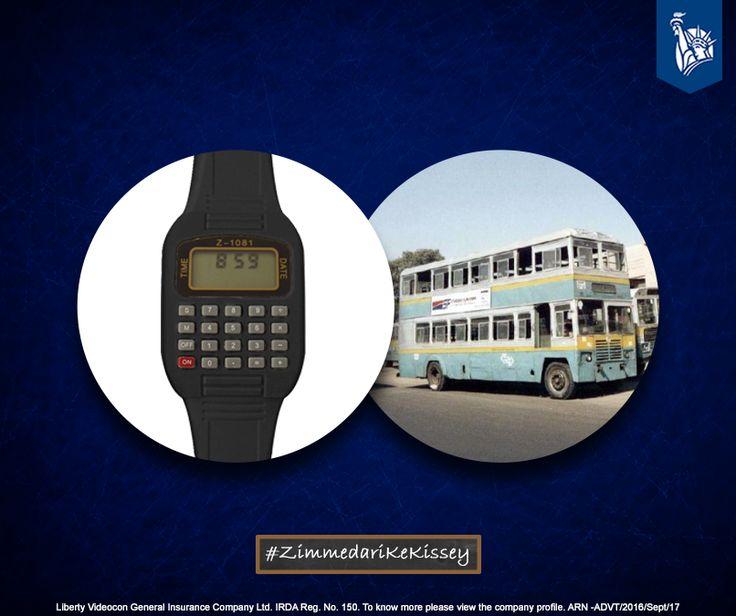 Zimmedari was keeping an alarm on your digital watch to avoid missing the bus. #ZimmedariKeKissey