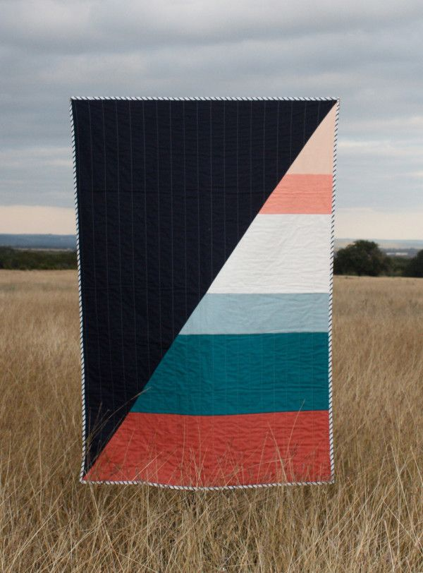 Learn more about the artistic duo / contemporary quiltmakers behind Hopewell.