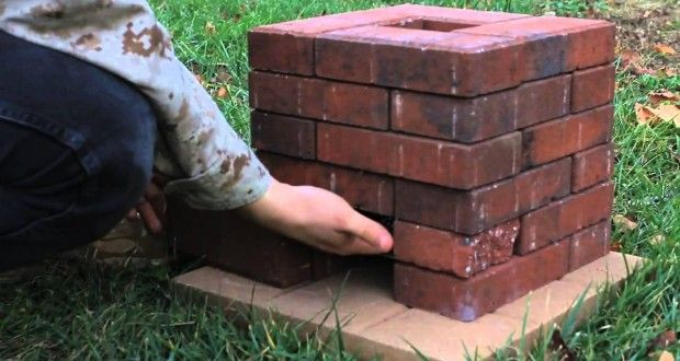 The DIY 'Survival Stove' You Need When The Grid's Down | Off The Grid News