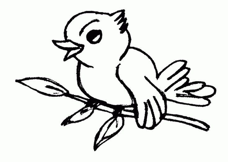 Die 25+ besten Ideen zu Ausmalbilder vögel auf Pinterest ...