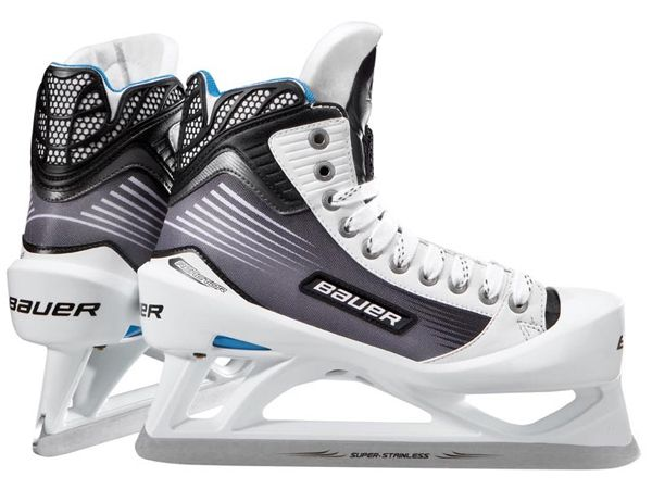 【楽天市場】BAUER/バウアー REACTOR 4000 GK SKATE ジュニア 【アイスホッケーゴーリースケート靴】【送料無料】:スケートハウスさいたま