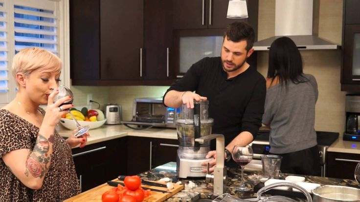 Check out #CookingWithCuisinart - Episode 3 As we share our favourite pizza recipe. Cuisinart Food Processor