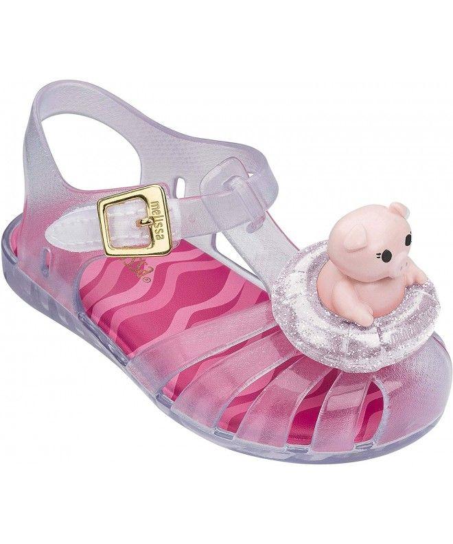 Mini Melissa Baby Girls Mini Aranha XII Toddler//Little Kid