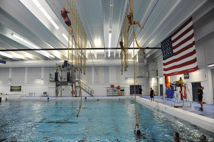 Inside the Coast Guard's rescue swimmer training program