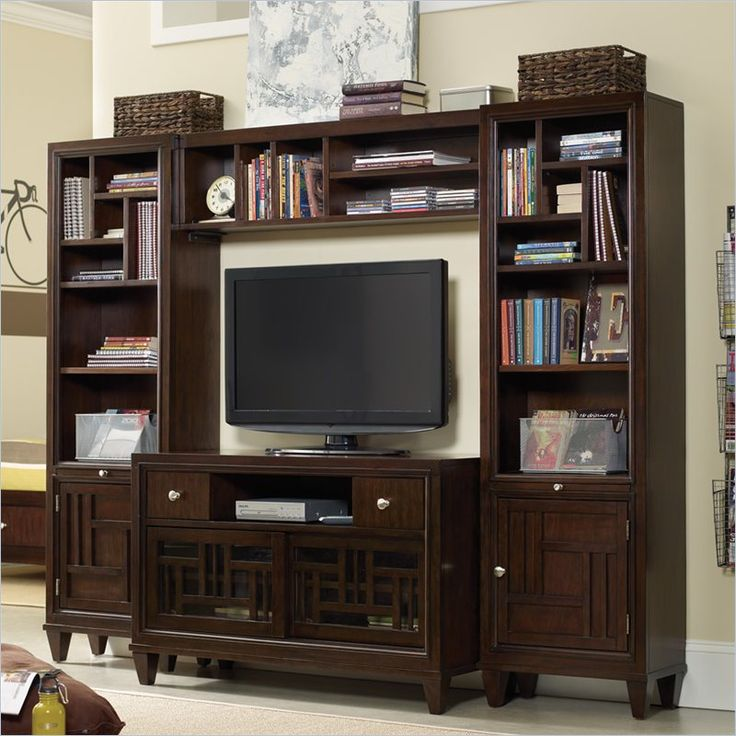 hooker furniture entertainment center 1030 46185 | Entertainment Centers, Cheap Entertainment Centers in Black and White ...