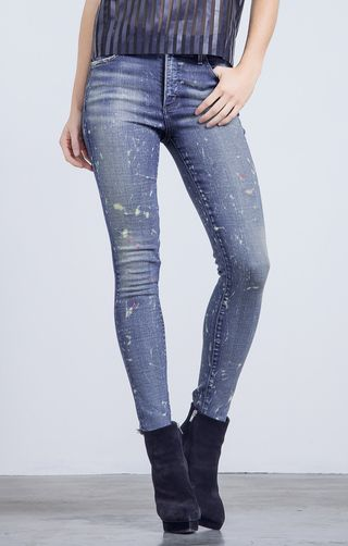 Rocket High Rise Skinny in Starry Light - Denim - CITIZENS of HUMANITY