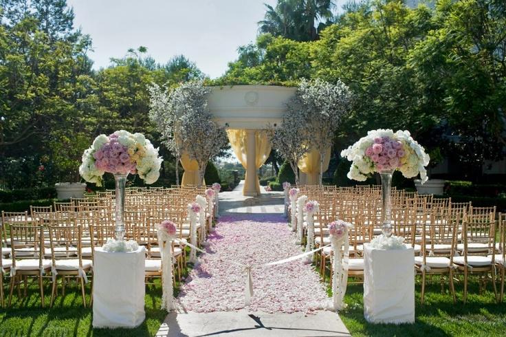 Beach Wedding Ceremony Oahu: Maxwell House (Pasadena) Images
