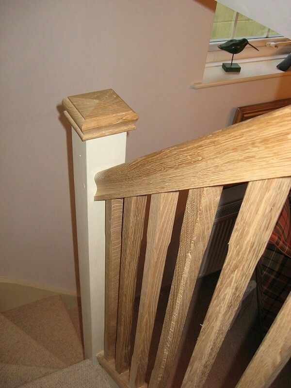 Best 20 Best Oak Stair Parts Handrails Caps Posts Spindles 400 x 300