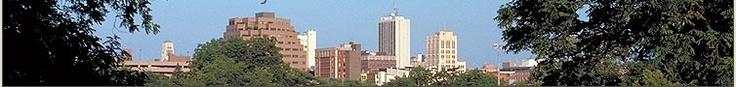 Downtown Ann Arbor, MI. Home to University of Michigan.