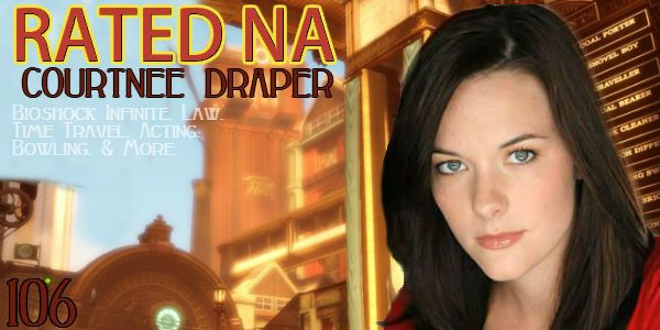 Rated NA 106: Courtnee Draper