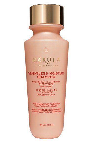 Marula Pure Beauty Oil 'Weightless Moisture' Shampoo available at #Nordstrom