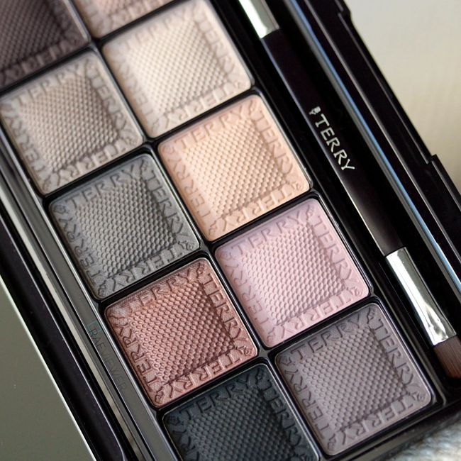 By Terry Eye Designer Palette in Smoky Nude Review, Photos, Swatches