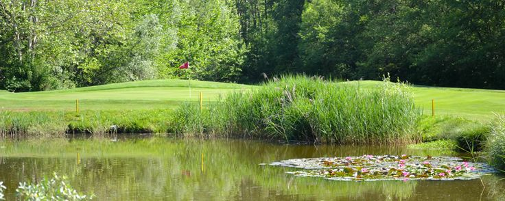 Hole 15 - Golf Club Udine Italy