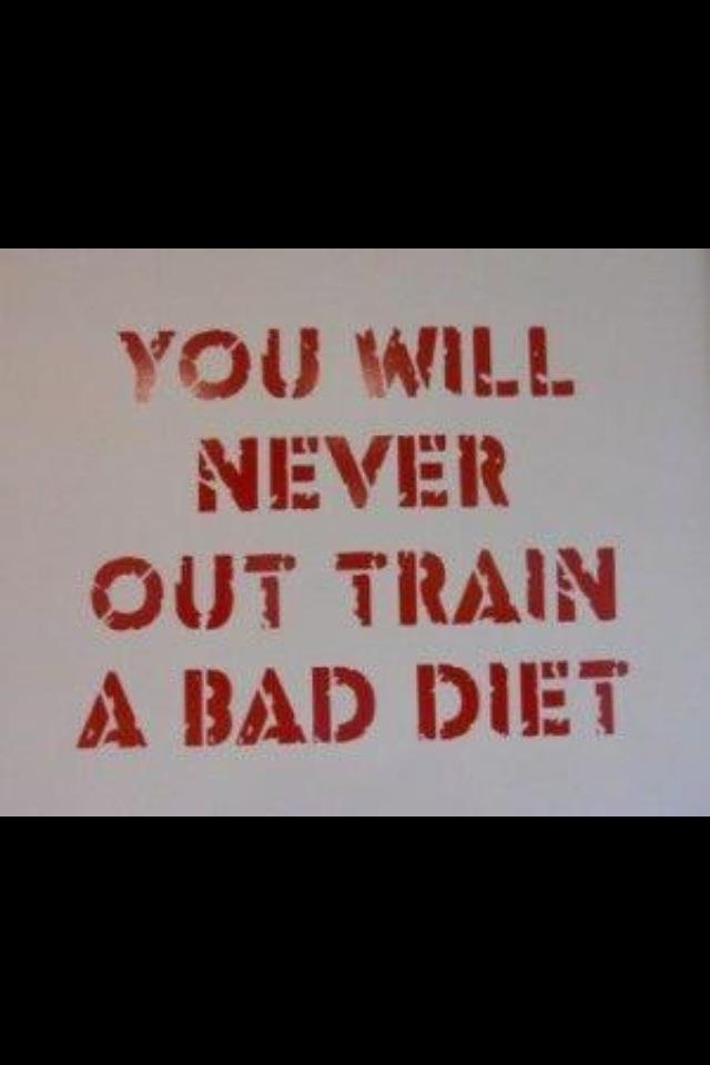 I have been seeing this around the Y...I love this quote.: Food Recipes, Remember This, Eating Rights, Drinks Recipes, Fit Inspiration, Weights Loss, Bad Diet, Real Food, True Stories