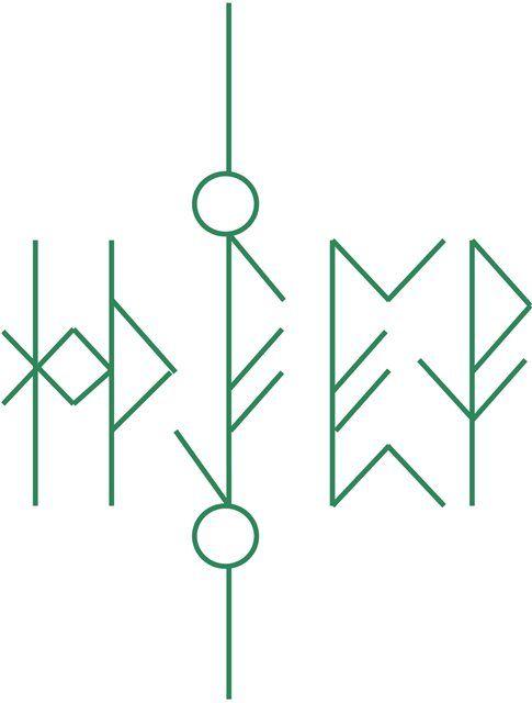 Runa para atraer el dinero - Página 2. La compensación y la activación del canal monetaria autor Berserker  Runas en Stava: . Sól (2) + eihveiz + fehu, HAGAL, Odal, Thurisaz, Pertu + fehu, Algiz + fehu + vunjo   sol (2) + eihveiz + fehu . - Canal efectivo de energía Hagal - la limpieza y destrucción de los bloques y el estancamiento kármica / tribales (odal), echar a perder; cambio tumultuoso, agitación, a romper el círculo vicioso. Thurisaz - una salida a la difícil situación. Pertu + fe
