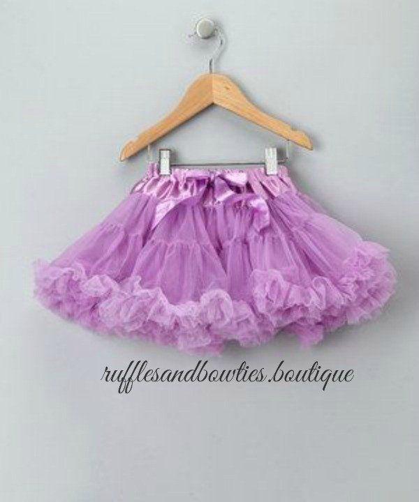 Soft Mauve Purple Tutu Pettie Skirt Bloomers - Pettie Coat - Birthday Outfit -  Birthday Outfit - Mermaid Birthday tutu