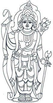 dasavatara - 7 rama avatara